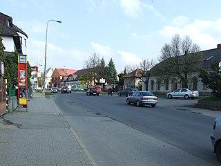 Jesenice (Prague-West District) Town in Czech Republic