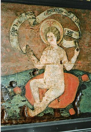 Wettingen Abbey - Infant Jesus of Wettingen
