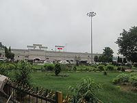 Jharsuguda Railway Station, Odisha 1.JPG