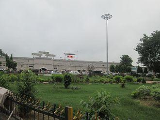 Jharsuguda - Jharsuguda Railway Station