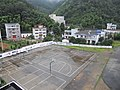 Jiande Yucai High School Basketball Courts, June 25, 2010 - panoramio.jpg