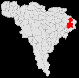 Jidvei Commune in Alba, Romania