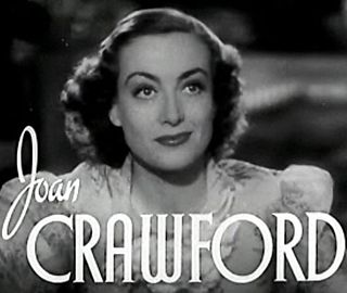 Joan Crawford filmography A list of film appearances of American actress Joan Crawford