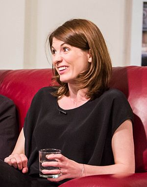 Jodie Whittaker - Jodie Whittaker at hospice fundraiser in September 2014