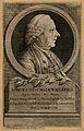 Johan Gotschalk Waller. Line engraving by J. Gillberg, 1772, Wellcome V0006126.jpg