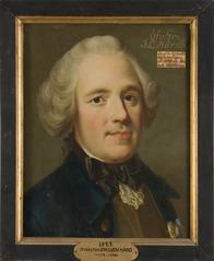 Johan Ludvig Hård, 1719-1798