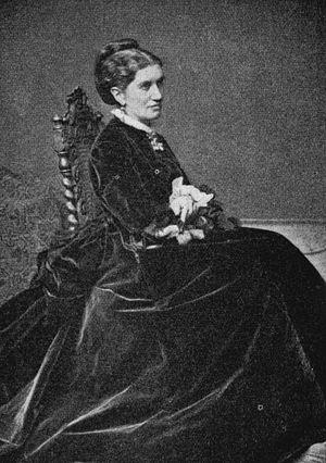 Johanna von Puttkamer - Johanna von Bismarck in 1878