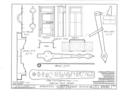 Johannes Hardenbergh House, Kerhonkson, Ulster County, NY HABS NY,56-KER,1- (sheet 9 of 9).png