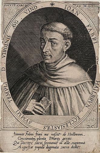 Dußlingen - Johann Faber of Heilbronn