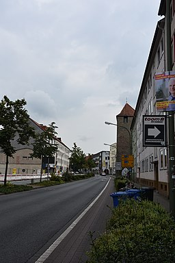 Johannistorwall in Osnabrück