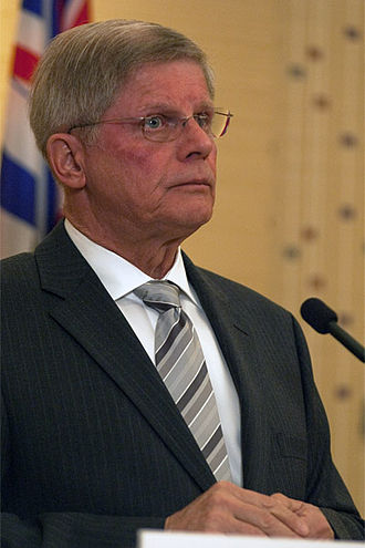 British Columbia Conservative Party - Conservative leader John Cummins (2011–2013)