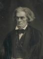 John C Calhoun by Mathew Brady, 1849.png