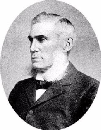John de Villiers, 1st Baron de Villiers - Image: John Henry De Villiers Baron and Attorney General Cape Colony