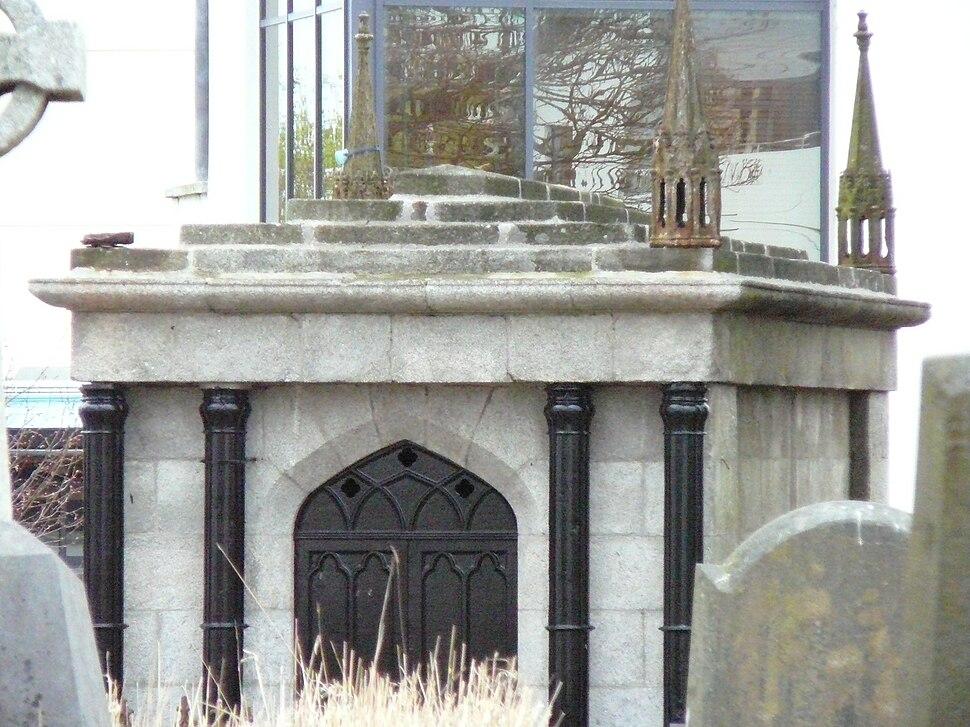 John Redmond's family vault, Wexford