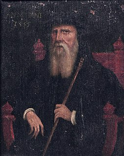 John Russell, 1st Earl of Bedford English royal minister in the Tudor era
