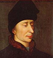 Jean sans Peur, duc de Bourgogne.