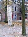 Joods Monument Kees van Renssen Jacobijnerkerkhof Leeuwarden1.JPG