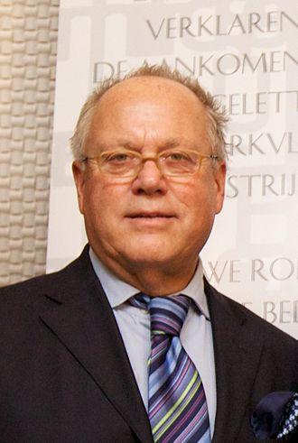 Joop Braakhekke - Joop Braakhekke in 2010