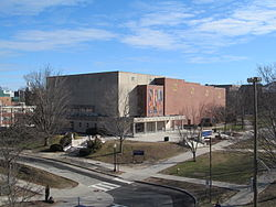 Jorgensen Center for the Performing Arts, U Conn, Storrs CT.jpg