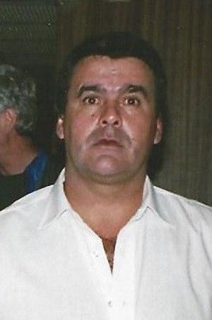 José Luis Brown - Brown in 2006