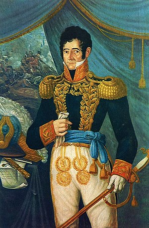 Supreme Director of the United Provinces of the Río de la Plata - Image: Jose Rondeau 2