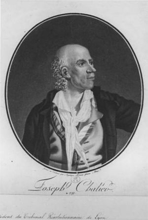 Joseph Chalier - Joseph Chalier