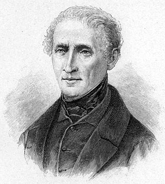Joseph Freiherr von Eichendorff - Image: Joseph Eichendorff