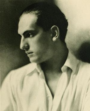 Joseph Schildkraut - Joseph Schildkraut in 1924