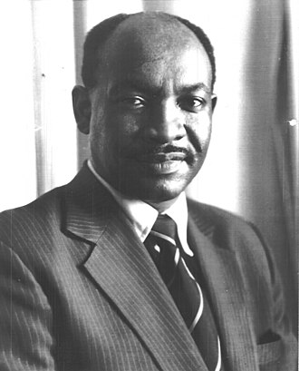 Vice-President of Ghana - Image: Josephde Graft Johnson
