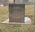 Josiah Fox Headstone.jpg