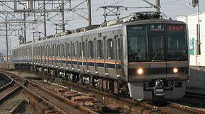 JR西日本207系电力动车组