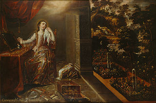 The Conversion of Saint Mary Magdalene