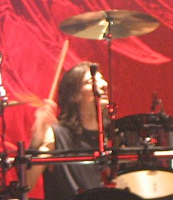 Scott Travis nel 2005