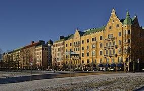 Jugendstil in Merikatu street - Ullanlinna - Helsinki.jpg