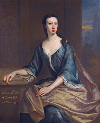 Charles Bruce, 3rd Earl of Ailesbury - Juliana Boyle (d. 1739) (Jonathan Richardson)