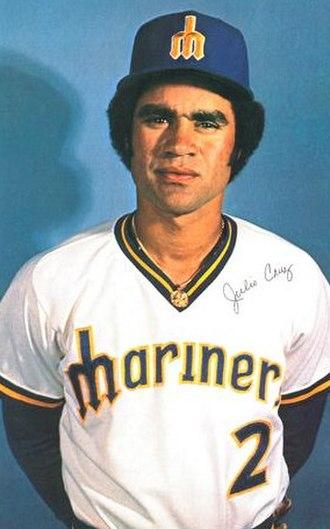 Julio Cruz (baseball) - Cruz in 1978