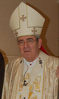 Justin Cardinal Rigali