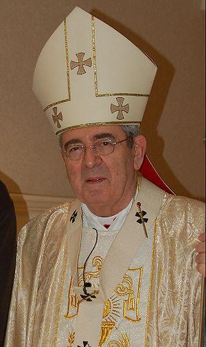 Justin Francis Rigali - Image: Justin cardinal rigali