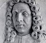 The Italian baroque architect Filippo Juvarra