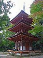 Jyoururiji Temple , 浄瑠璃寺 - panoramio (17).jpg