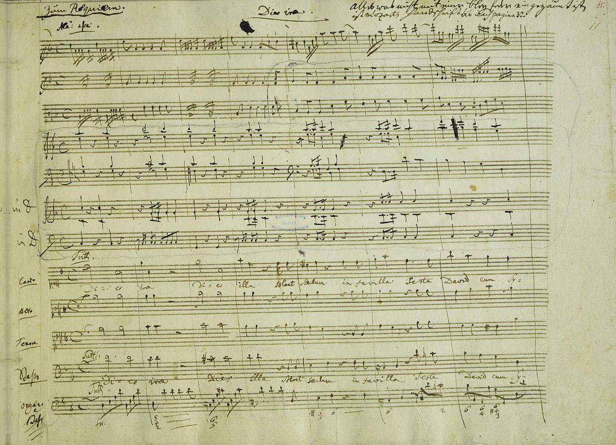 Mozarts Letztes Werk
