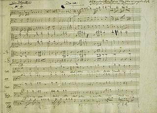 Timeline of Mozarts Requiem