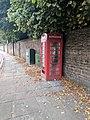 K6 Telephone Kiosk, High Street, Mansfield Woodhouse.jpg