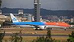 KLM Royal Dutch Airlines, Boeing 777-300ER, PH-BVA - TPE (36615339031).jpg