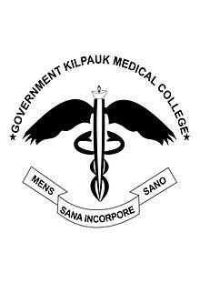kilpauk medical college wikipedia