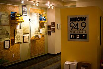 KUOW-FM - KUOW lobby