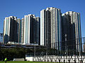 Ka Shing Court (deep blue sky).JPG