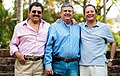 Kafie Larach Brothers, Chucry Kafie, Eduardo Kafie and Luis Kafie.jpg