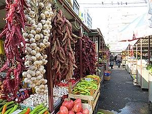 Kalenić, Belgrade - Kalenić Greenmarket