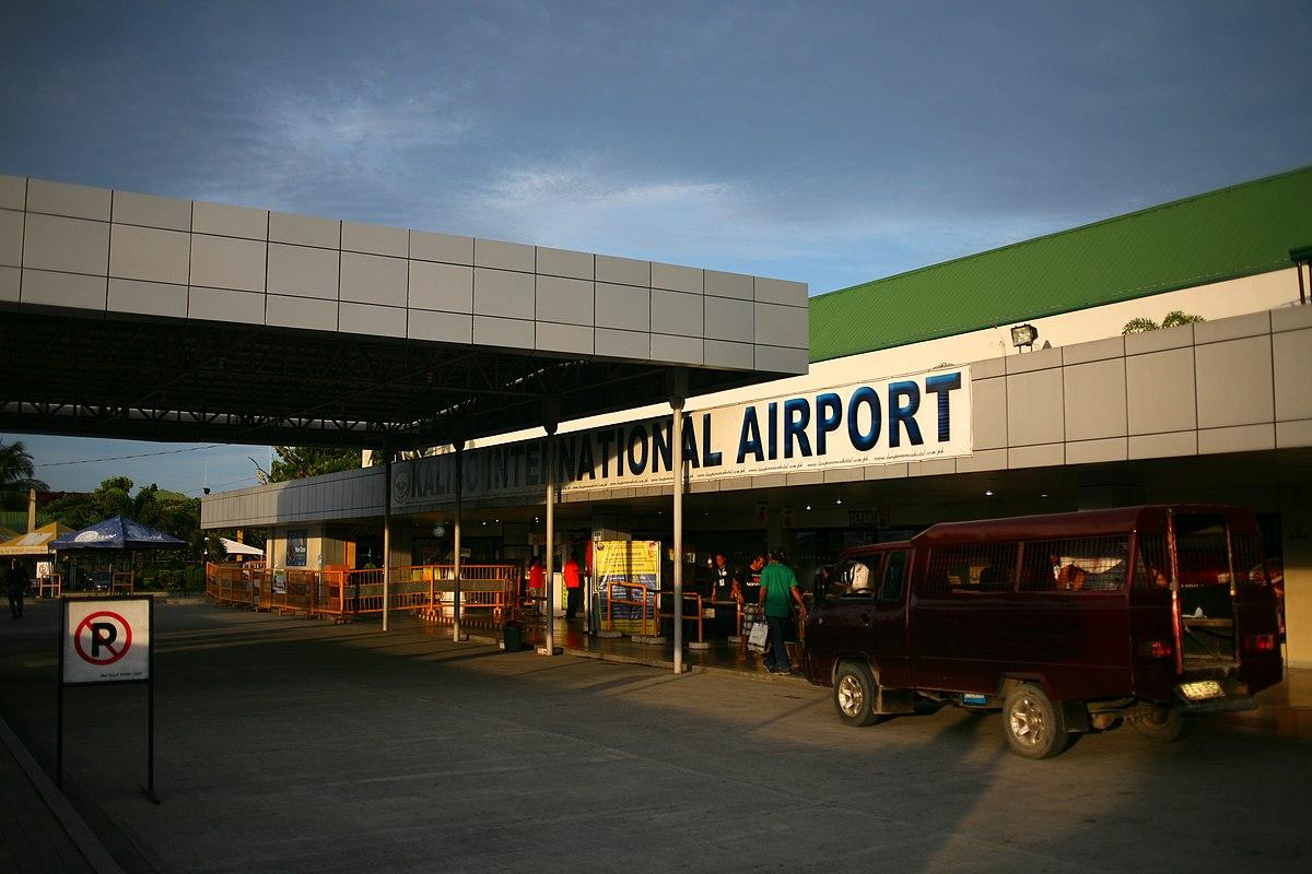 Kalibo International Airport - Wikipedia